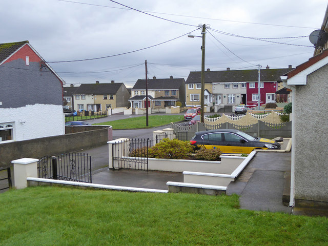 Churchfield Square, Cork 3