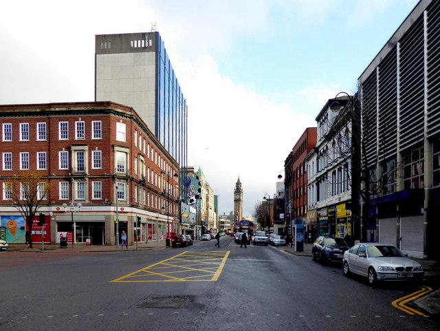 High Street, Belfast