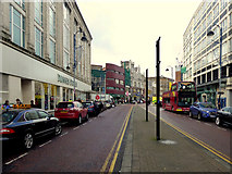 J3374 : High Street, Belfast by Kenneth  Allen