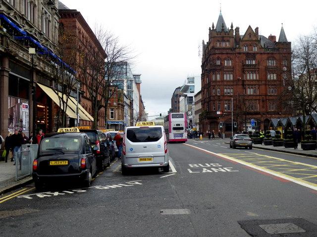 Wellington Place, Belfast