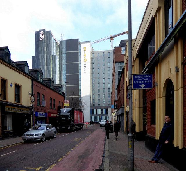 Amelia Street, Belfast