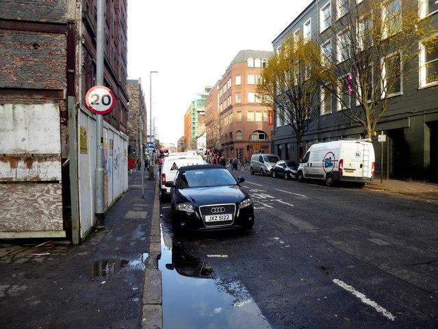 Howard Street, Belfast