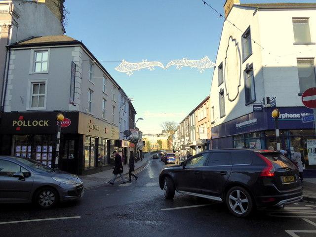 Bridge Street, Omagh