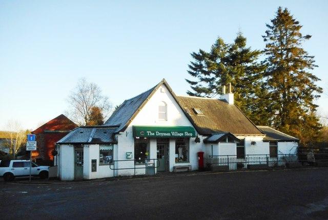 The Drymen Village Shop