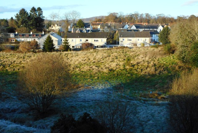 Houses on Ardmore Gardens, Drymen