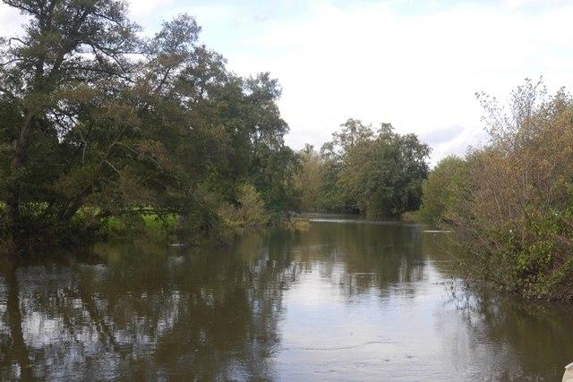 River Teme, Linney