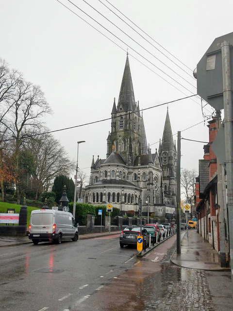 Saint Fin Barre's Cathedral, Cork
