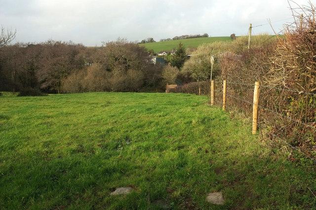 Field near Charford