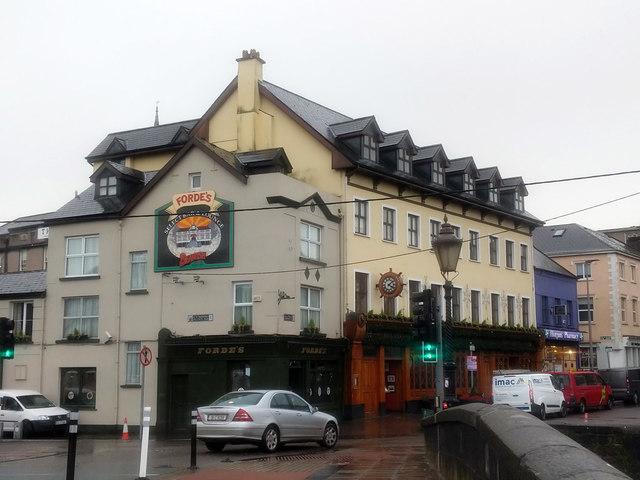 Forde's Bar, Cork
