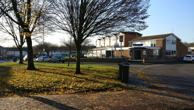 Courtenay Road/Whitwick Way junction, Leicester