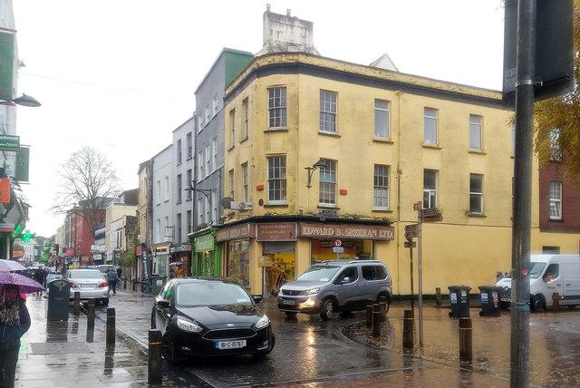 Hardware shop on North Main Street, Cork