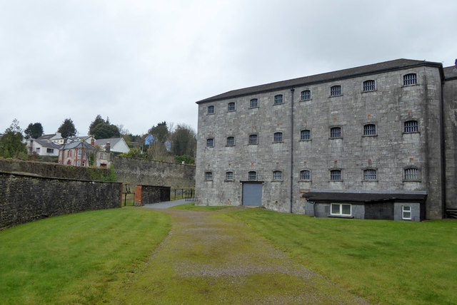 West wing, Cork City Gaol
