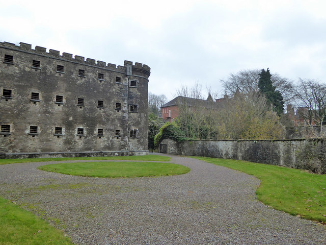 East Wing, Cork City Gaol