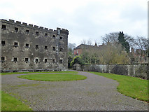W6571 : East Wing, Cork City Gaol by Robin Webster