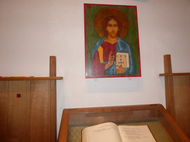 St Peter's Church: icon