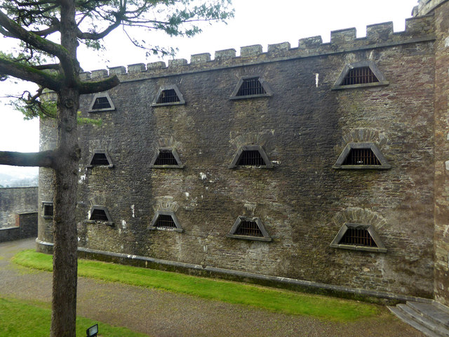 SW wing, Cork City Gaol