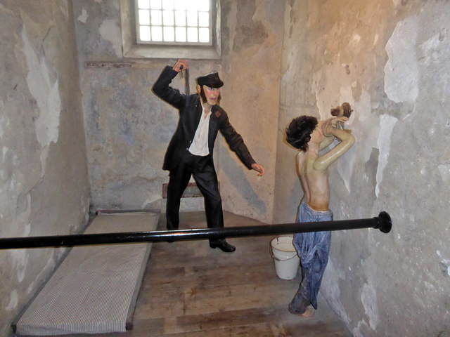 Edward O'Brien (9) in Cork City Gaol