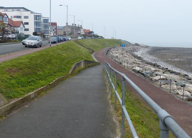Promenade at Rhos Point