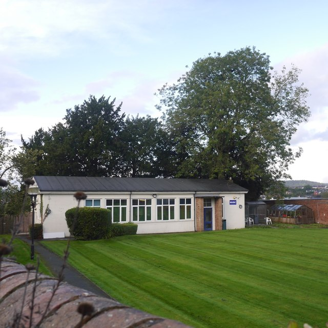 Lawn, Ludlow College