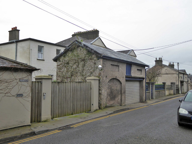 Outbuilding, house on Sunday's Well Road, Cork