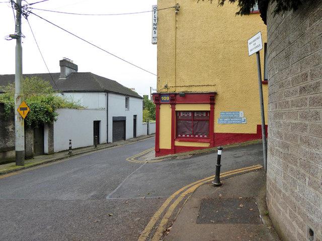 Corner of Sunday's Well Road and Buckston Hill, Cork 3