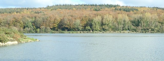 Newry River below Victoria Lock