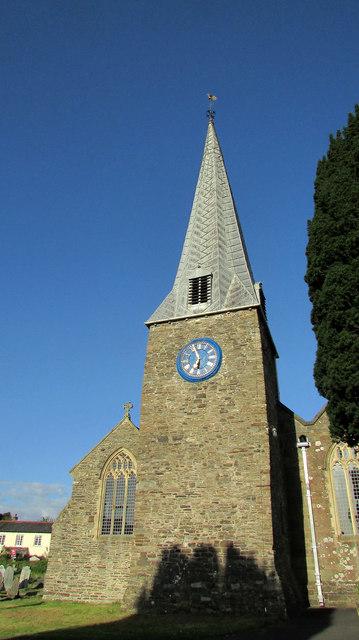 Church of St James, Swimbridge