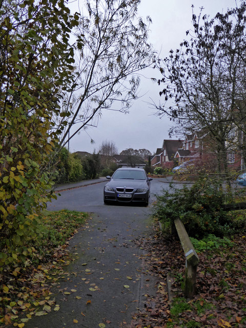 The end of Cobden Avenue, Harley-Whitefort