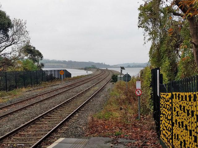 Railway to Cobh