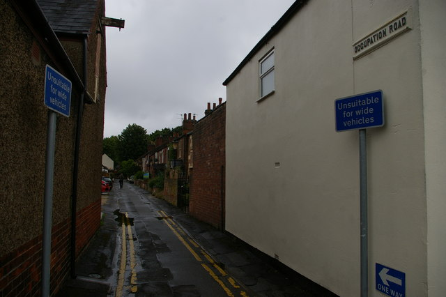 Lincoln: Occupation Road