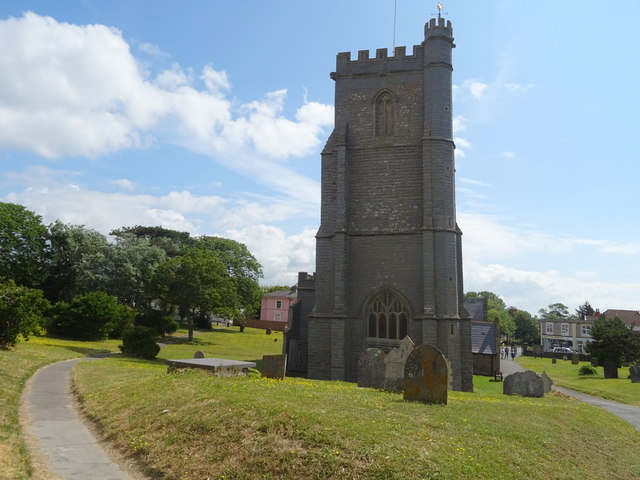 St Andrew's Church, Burnham on Sea