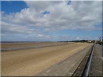 ST3049 : Sandy beach, Burnham on Sea by JThomas
