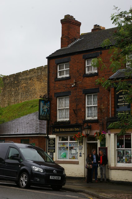 Lincoln: The Strugglers Inn, Westgate