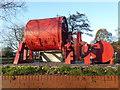 SJ8746 : Goodwin ball mill, Etruria Industrial Museum by Chris Allen