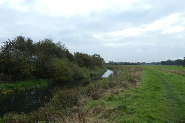 Path beside Pocklington Canal