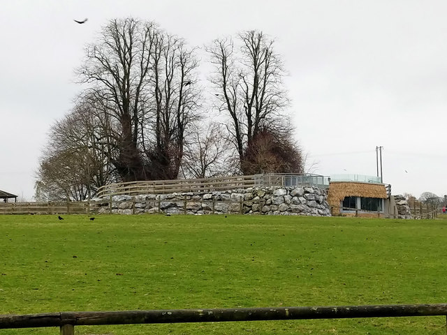 Animal shelter, Fota Wildlife Park