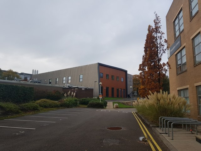Innovation Centre and Chemistry F Block