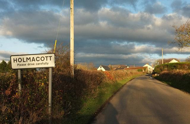 Holmacott