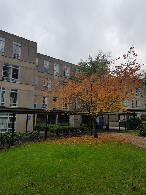 Derwent College J block