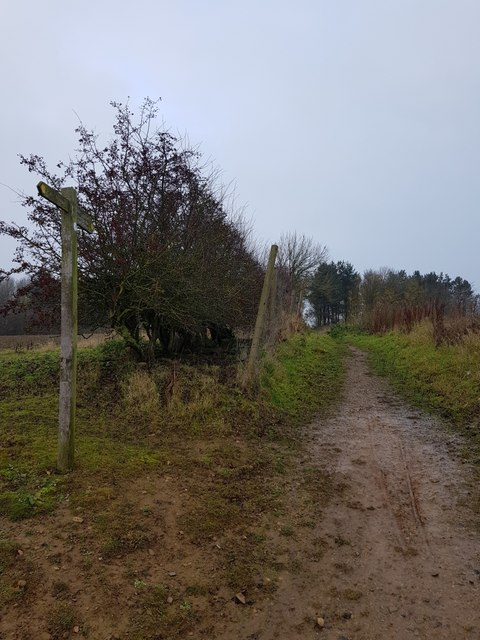 Path to Grimston Bar