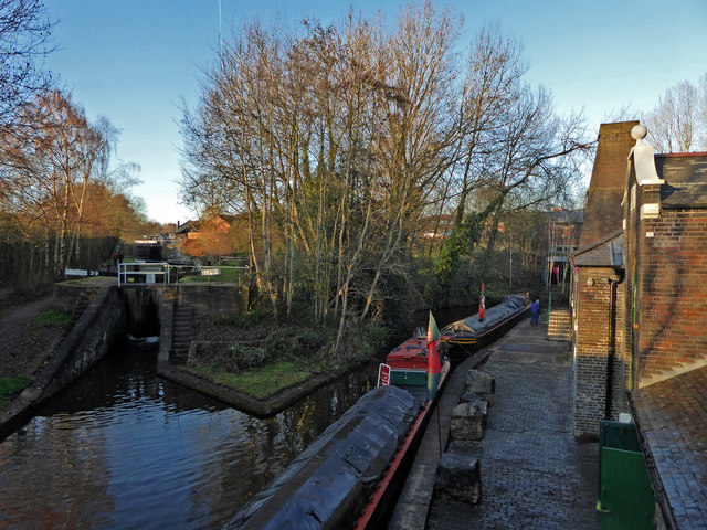Etruria Industrial Museum and the Trent and Mersey Canal