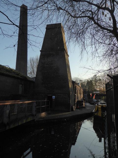 Etruria Industrial Museum - Etruscan Bone & Stone Mill