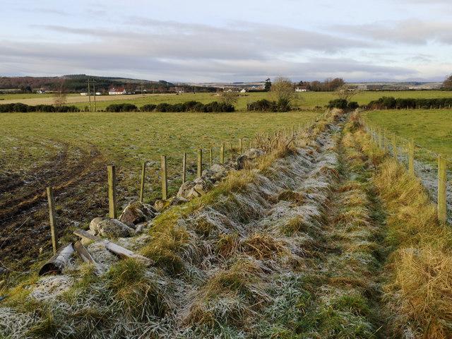 Footpath near Coldwells Farm
