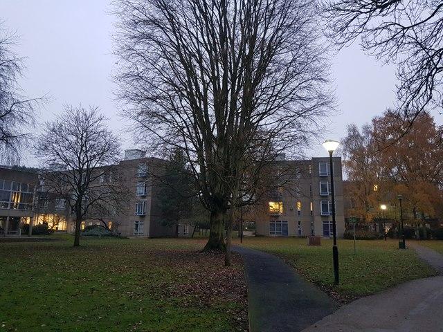 Derwent College blocks A & J