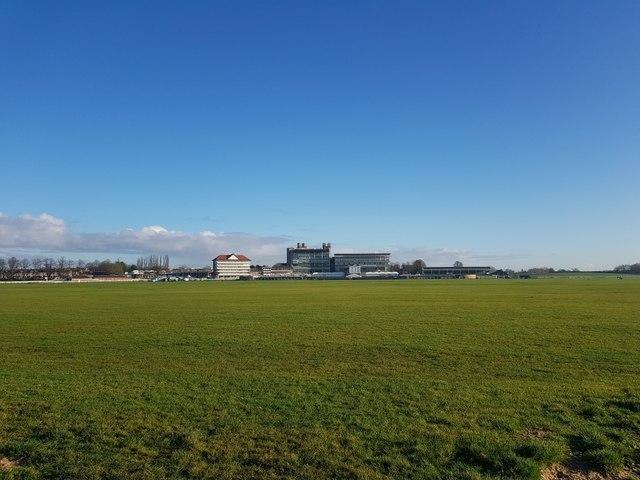 Racecourse across the Knavesmire