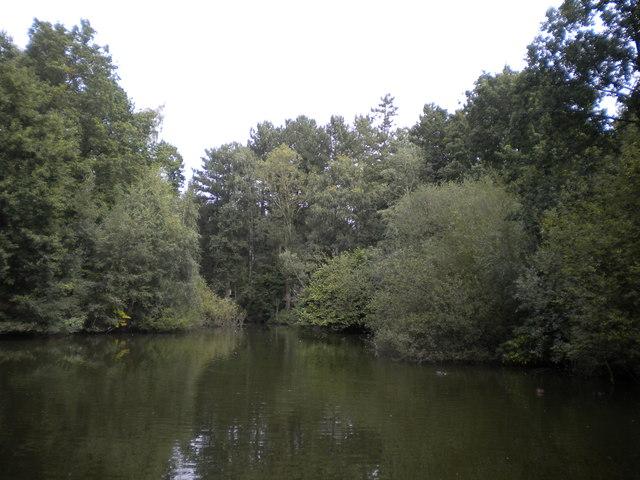 Pond, Center Parcs Sherwood Forest