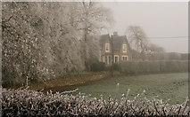 NS6378 : Bencloich Farm by Richard Sutcliffe