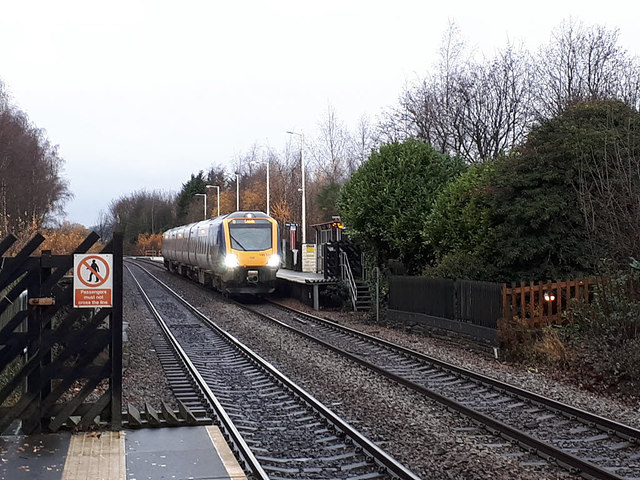 New Northern train at Bramley