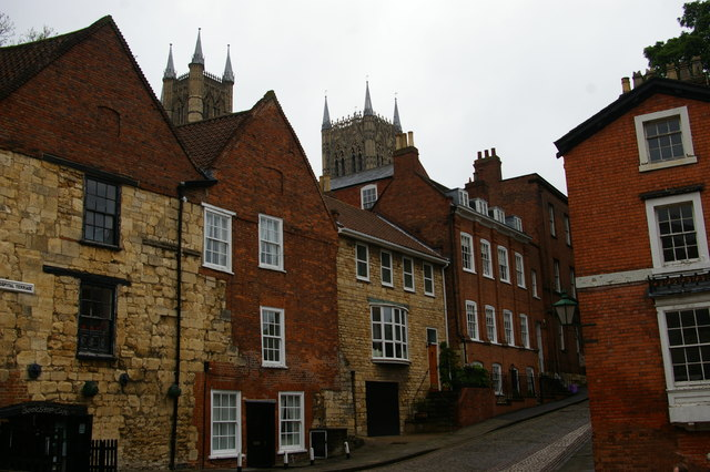 Lincoln: Christ's Hospital Terrace