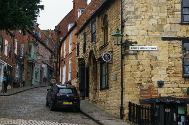 Lincoln: Steep Hill